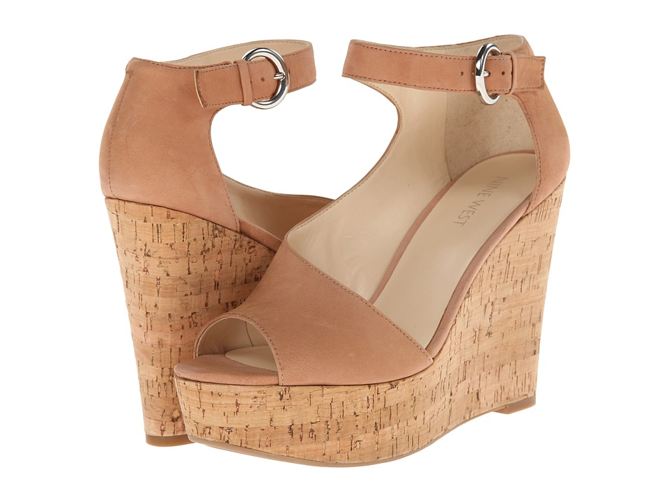 Nine West Adyssinian (Natural Nubuck) Women