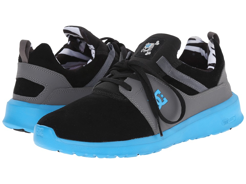DC - Heathrow KB (Cyan/Black) Skate Shoes
