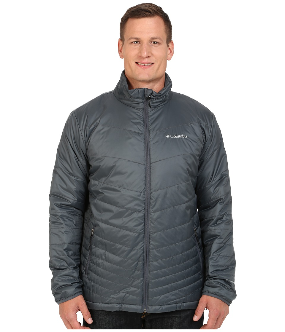 Columbia - Mighty Light Jacket - Tall (Graphite) Men's Jacket