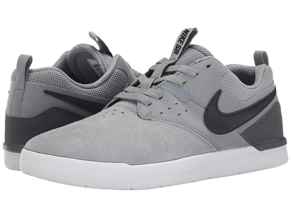 Nike SB - Zoom Ejecta (Cool Grey/Anthracite/Pure Platinum/Black) Men's Skate Shoes