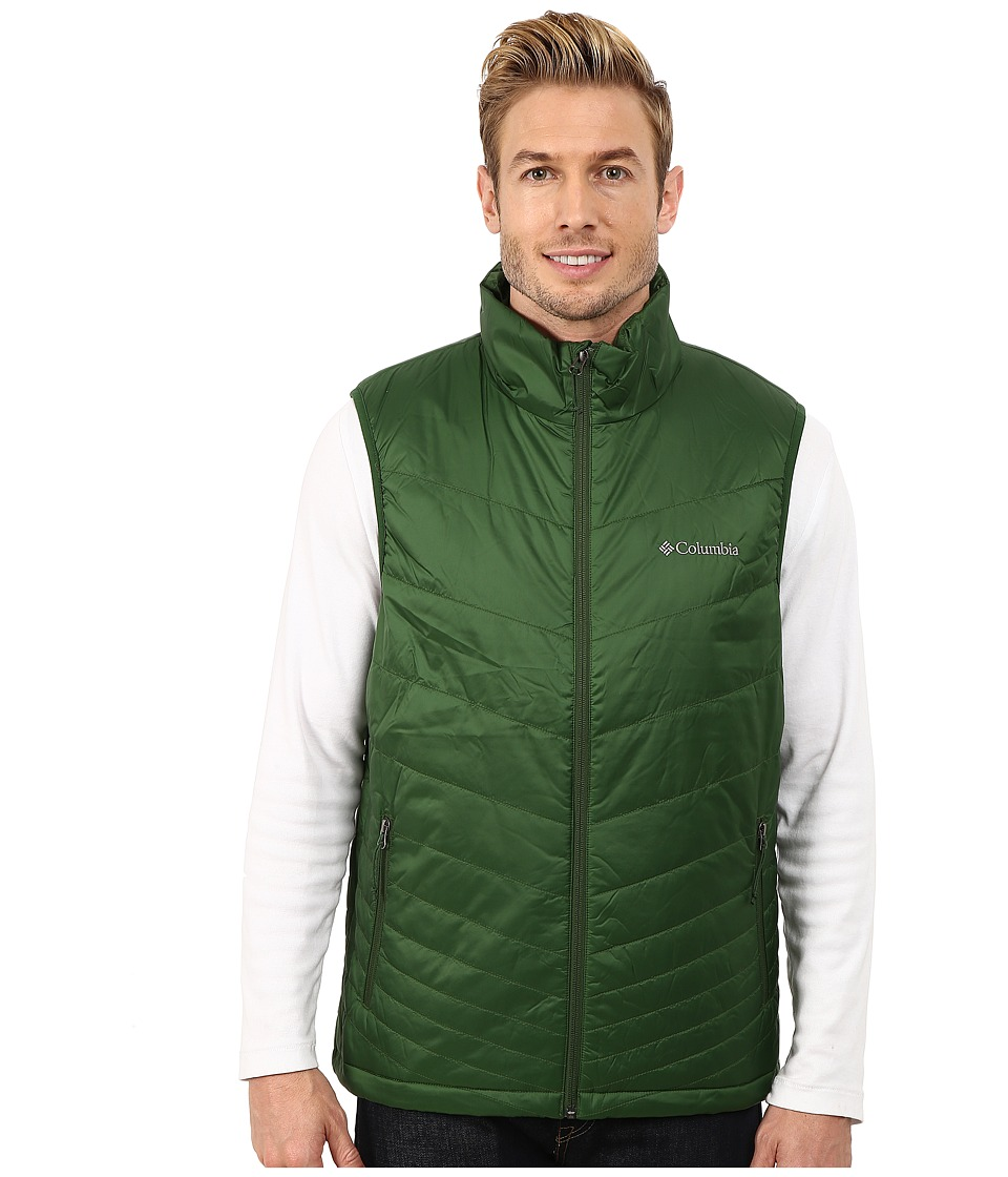 Columbia - Mighty Lighttm Vest (Woodland) Men's Vest