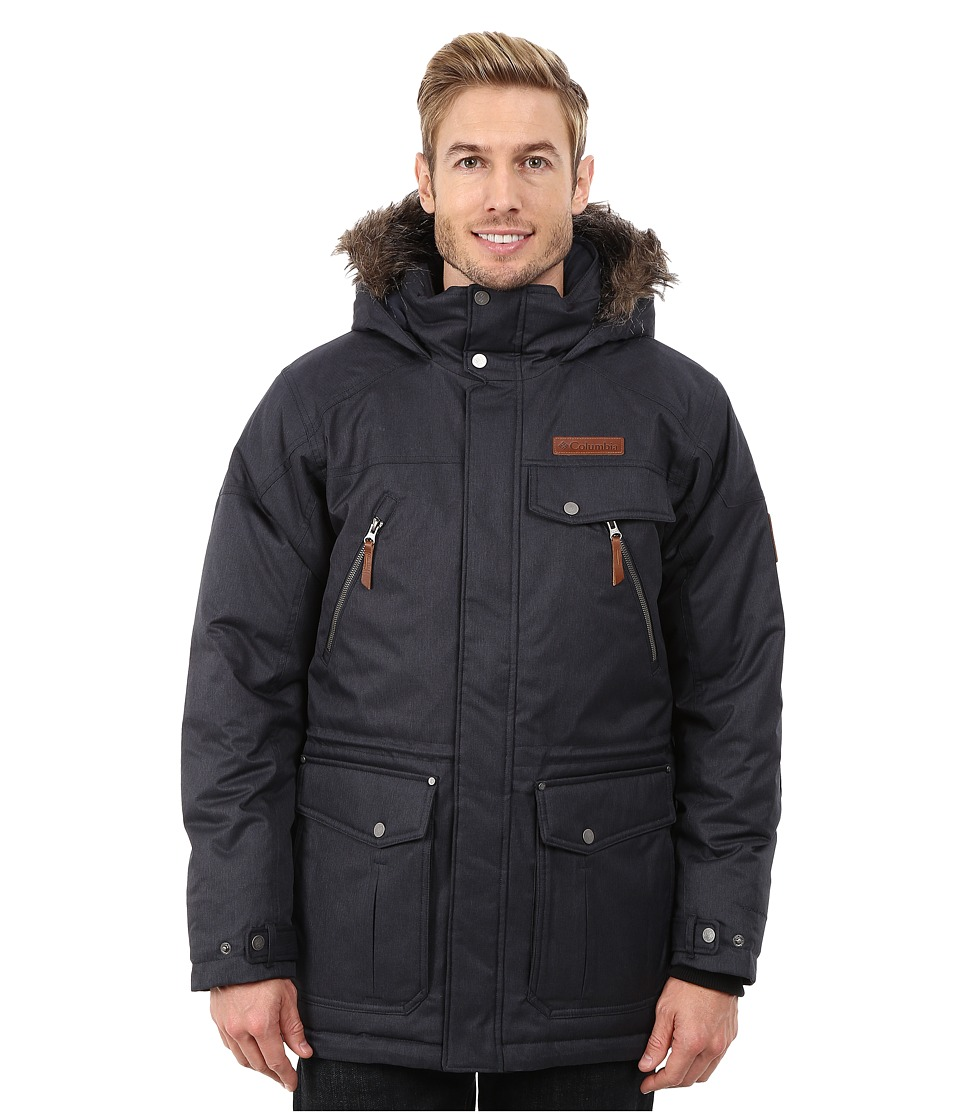 Columbia - Barlow Pass 550 TurboDown Jacket (India Ink) Men
