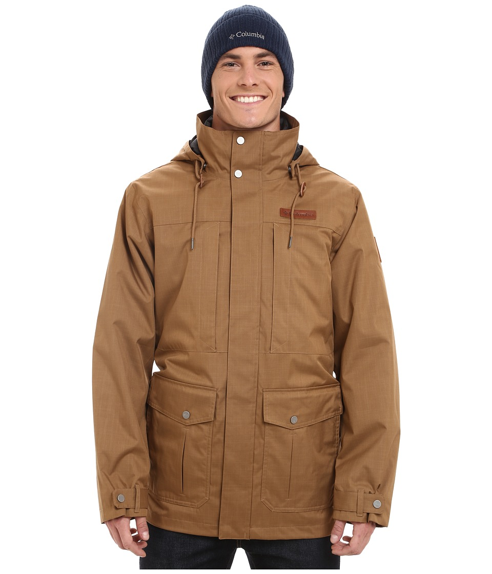 Columbia - Horizons Pine Interchange Jacket (Delta/Black) Men's Coat