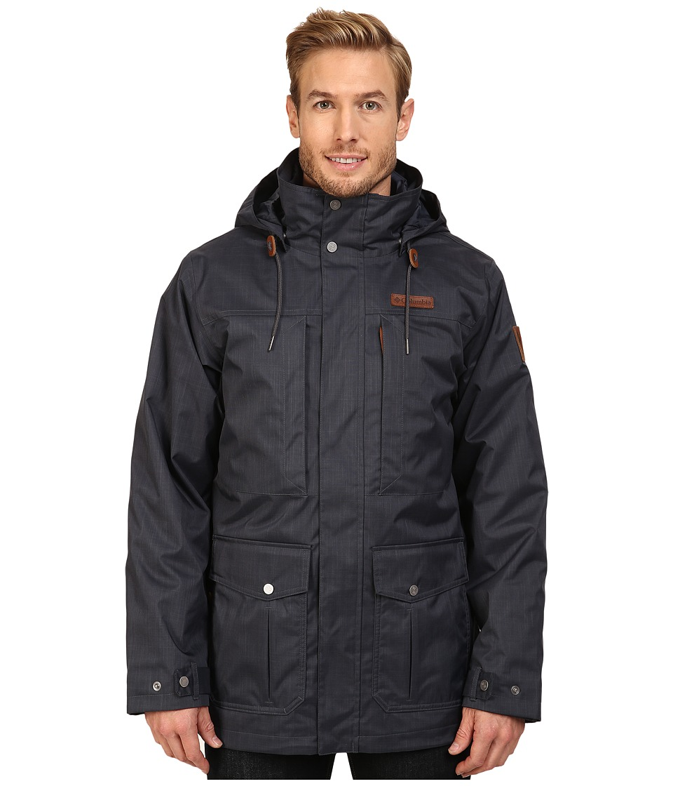 Columbia Horizons Pine Interchange Jacket (India Ink/India Ink) Men