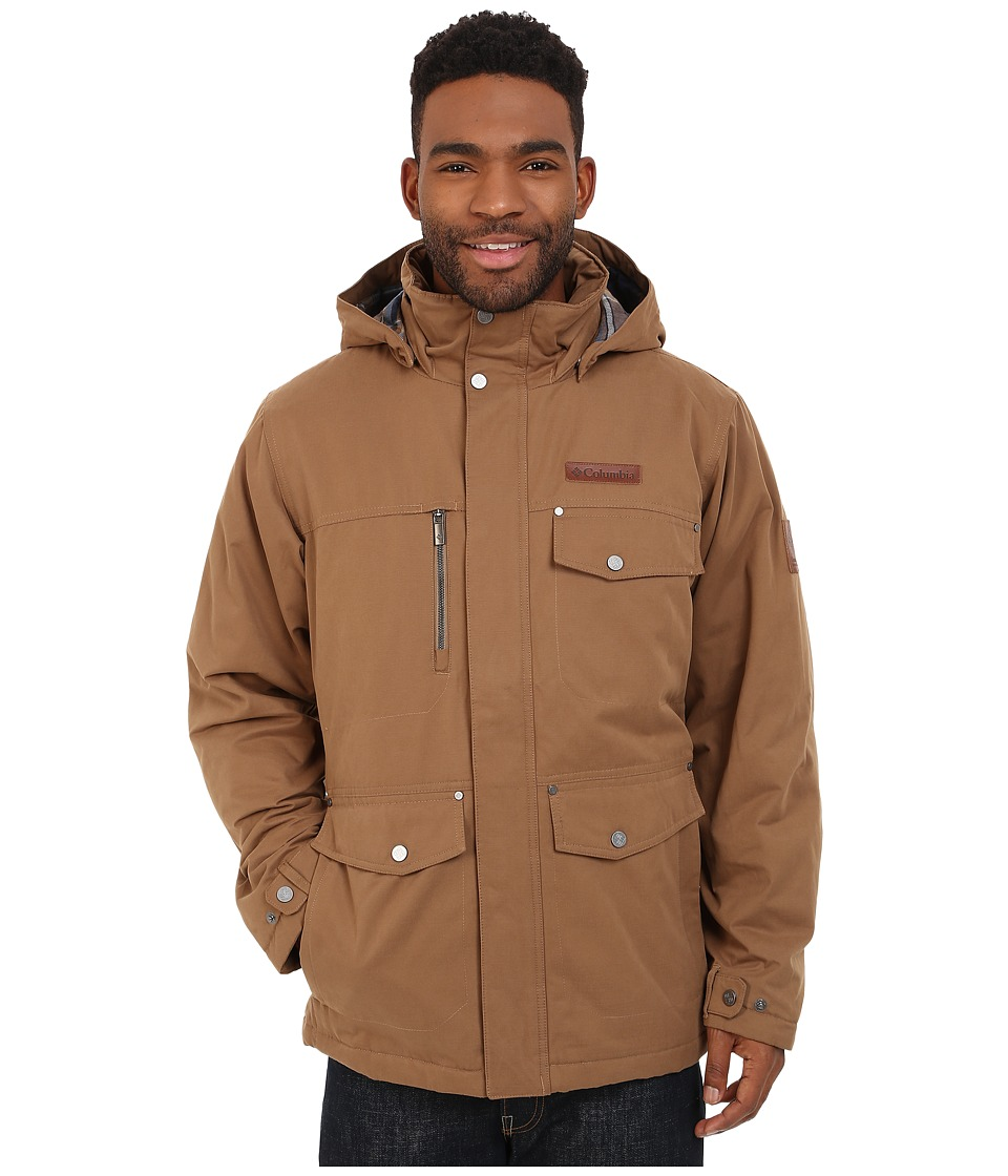 Columbia - Canyon Crosstm Jacket (Delta) Men's Coat