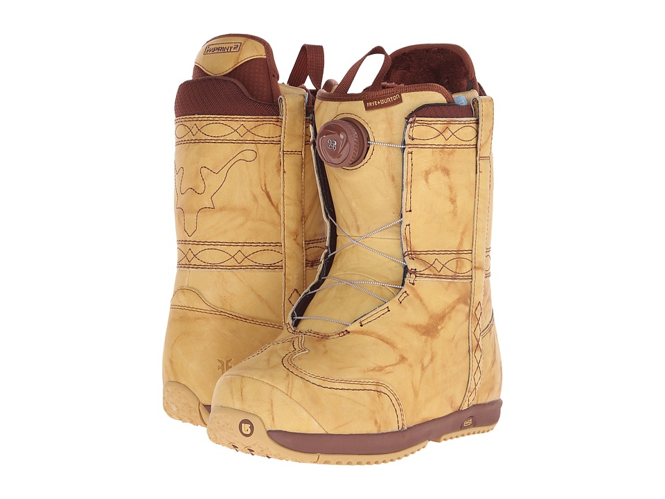 Burton - Burton x Frye EST '16 (Stitching Horse) Women's Cold Weather Boots