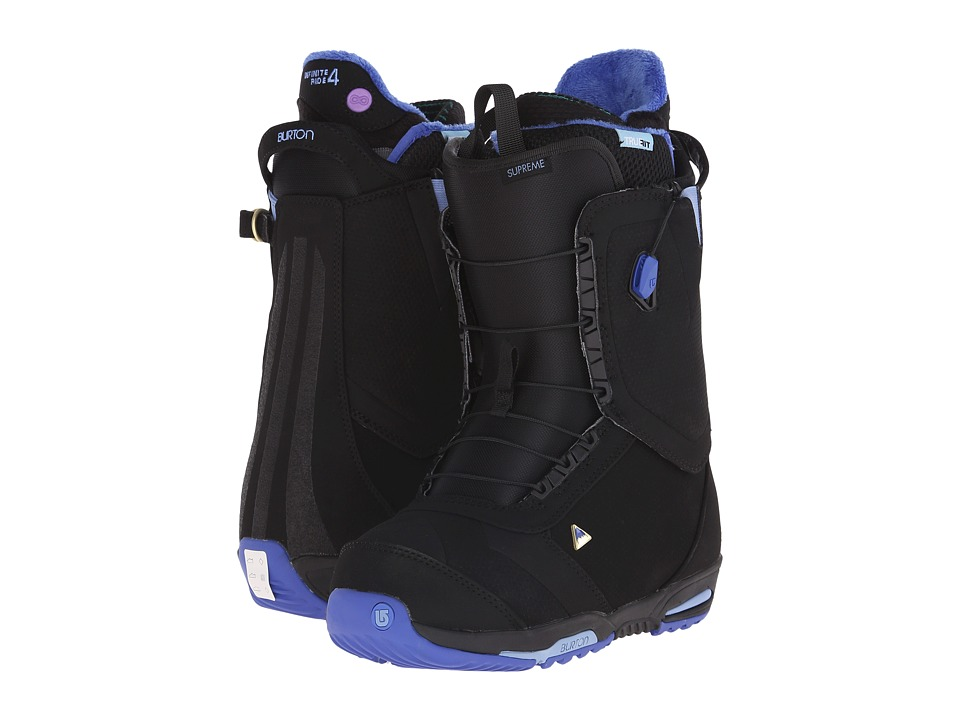 Burton - Supreme '16 (Blue Eclipse) Women's Cold Weather Boots