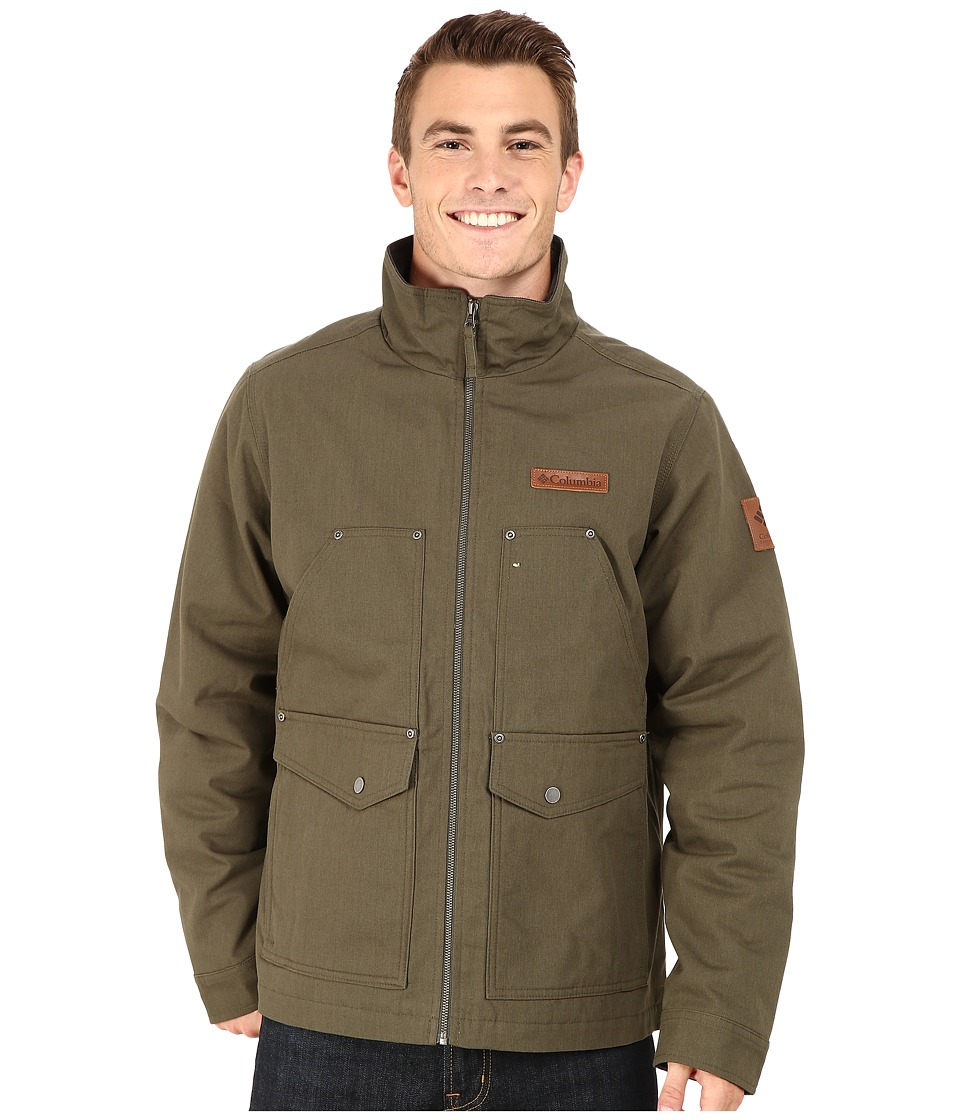 Columbia - Loma Vista Jacket (Peatmoss) Men's Coat
