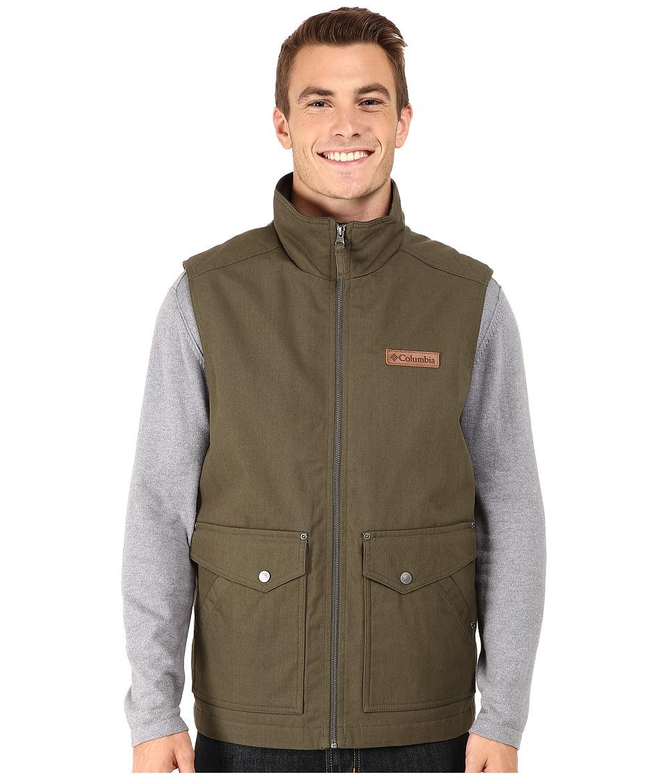 Columbia - Loma Vista Vest (Peatmoss) Men's Coat