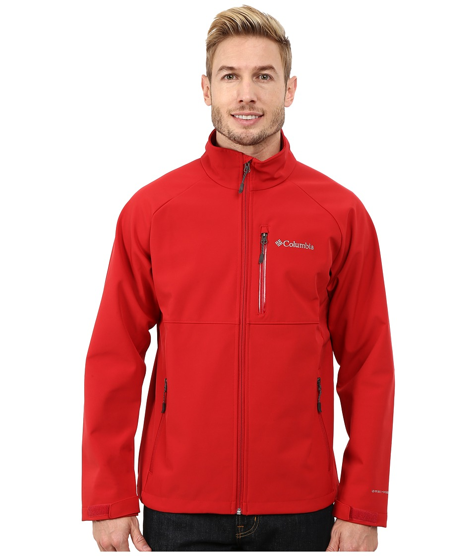 Columbia Heat Mode II Softshell Jacket (Rocket) Men