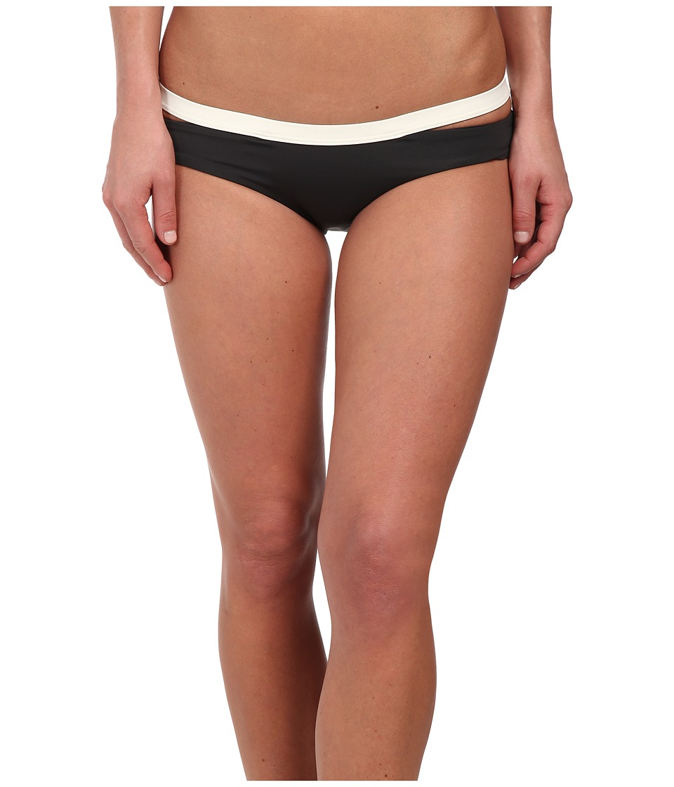 L*Space - Hollywood Classic Bottom (Charcoal) Women's Swimwear