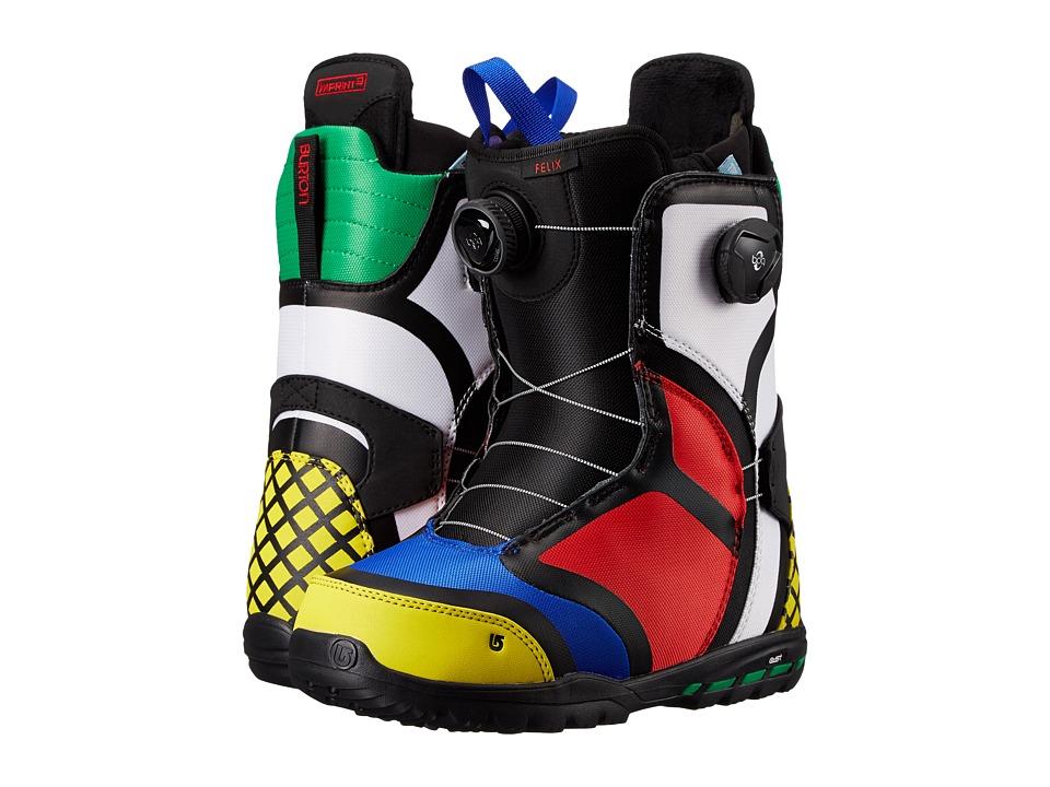 Burton - Felix Boa(r) EST '16 (Rubix) Women's Cold Weather Boots