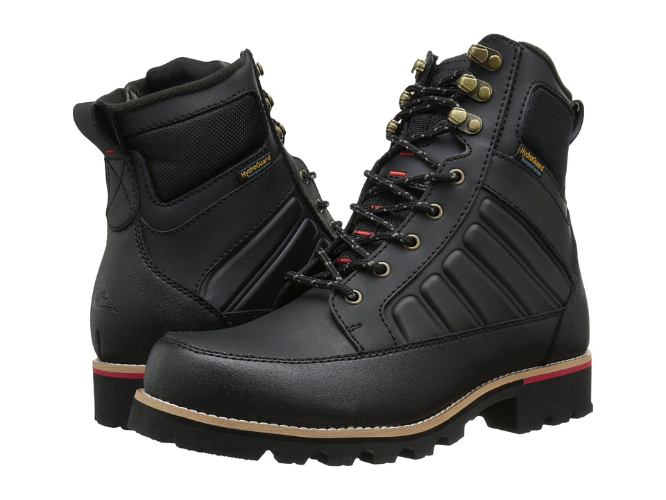 Quiksilver - The Summit '15 (Solid Black) Men's Lace-up Boots
