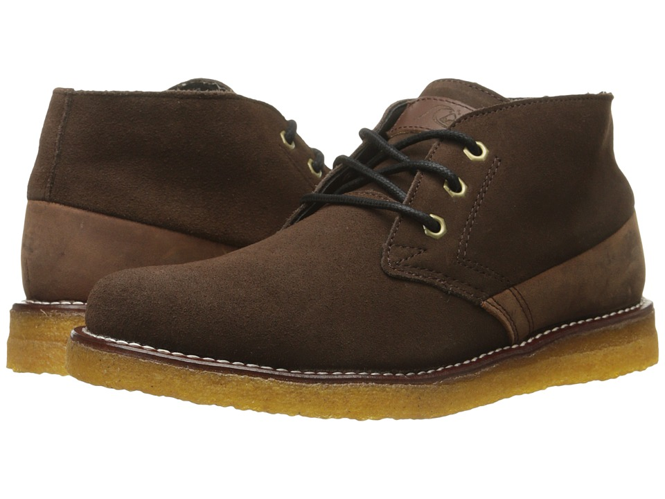 Quiksilver - Marquez '15 (Brown/Brown/Brown) Men's Lace-up Boots
