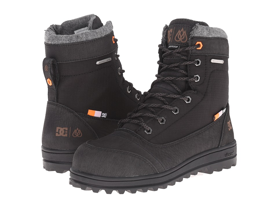 DC - Travis (Black/Orange) Men