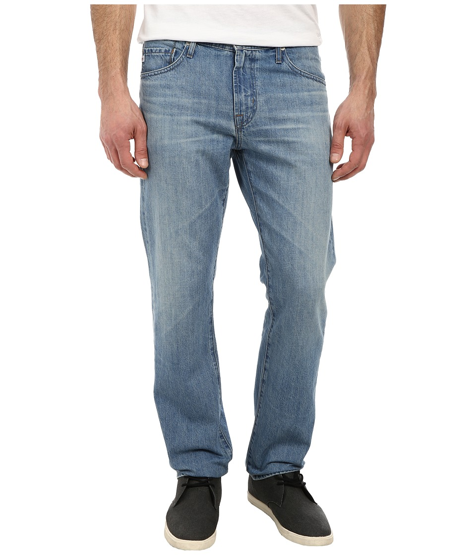 AG Adriano Goldschmied - Graduate Tailored Leg Recycled Denim in 15 Years Salt Beach (15 Years Salt Beach) Men's Jeans