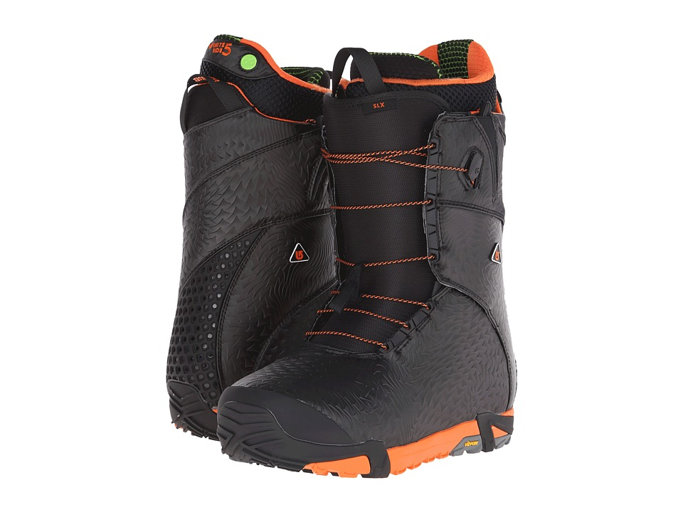 Burton - SLX '16 (Black) Men's Cold Weather Boots