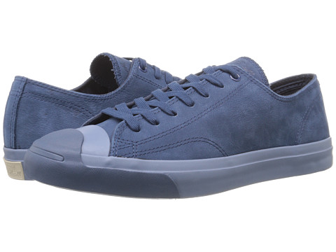 Converse - Jack Purcell Jack Ox (Navy/Navy/Navy) Lace up casual Shoes