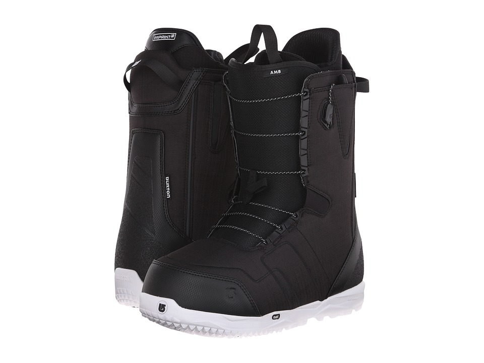 Burton - Ambush EST '16 (Black) Men's Cold Weather Boots