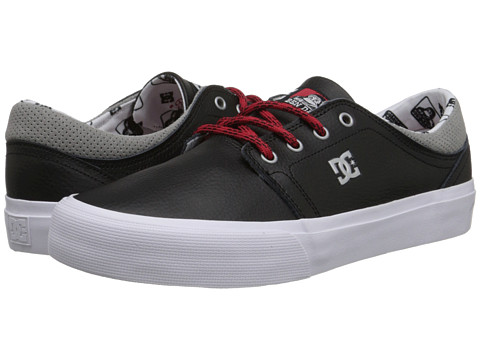 DC - Trase X Ben Davis (Black) Skate Shoes