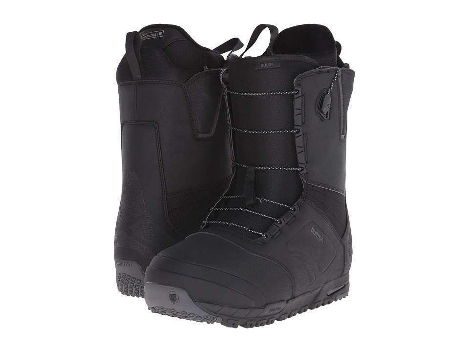 Burton - Ruler EST '16 (Black) Men's Cold Weather Boots