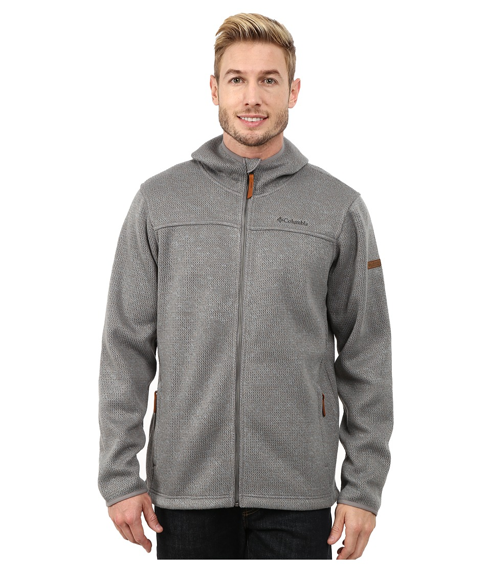 Columbia - Canyons Bend Full Zip Fleece (Boulder) Men's Coat