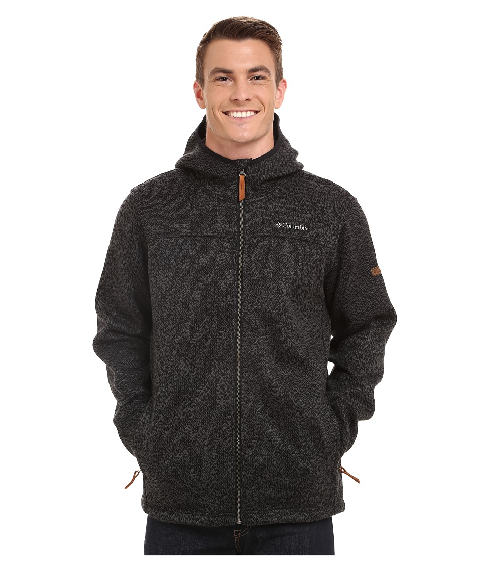 Columbia - Canyons Bend Full Zip Fleece (Black) Men's Coat