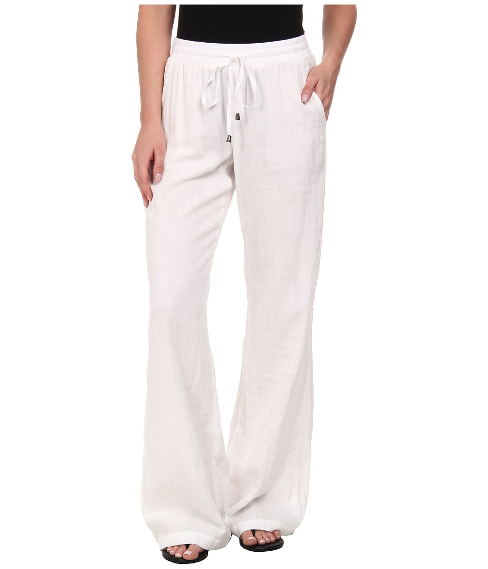Splendid - Double Cloth Pants (White) Women's Casual Pants