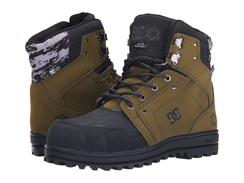 DC - SPT (Military/Black) Men