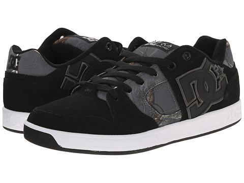 DC - Sceptor Realtree (Grey Camo) Men's Skate Shoes