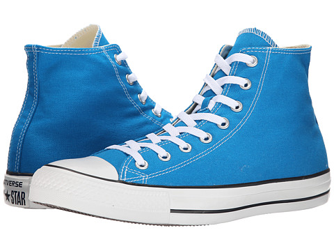 Converse - Chuck Taylor All Star Seasonal Hi (Cyan Space) Classic Shoes
