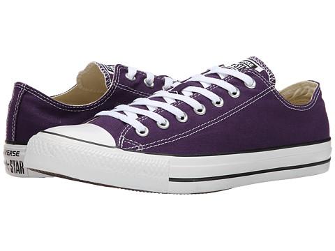 6138c754a48ae5 ... Converse - Chuck Taylor All Star Seasonal Ox (Eggplant Peel) Classic  Shoes. UPC 886956168502
