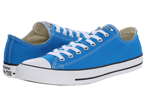 Converse - Chuck Taylor All Star Seasonal Ox (Cyan Space) Classic Shoes