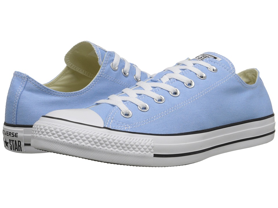 Converse - Chuck Taylor All Star Seasonal Ox (Blue Sky) Classic Shoes