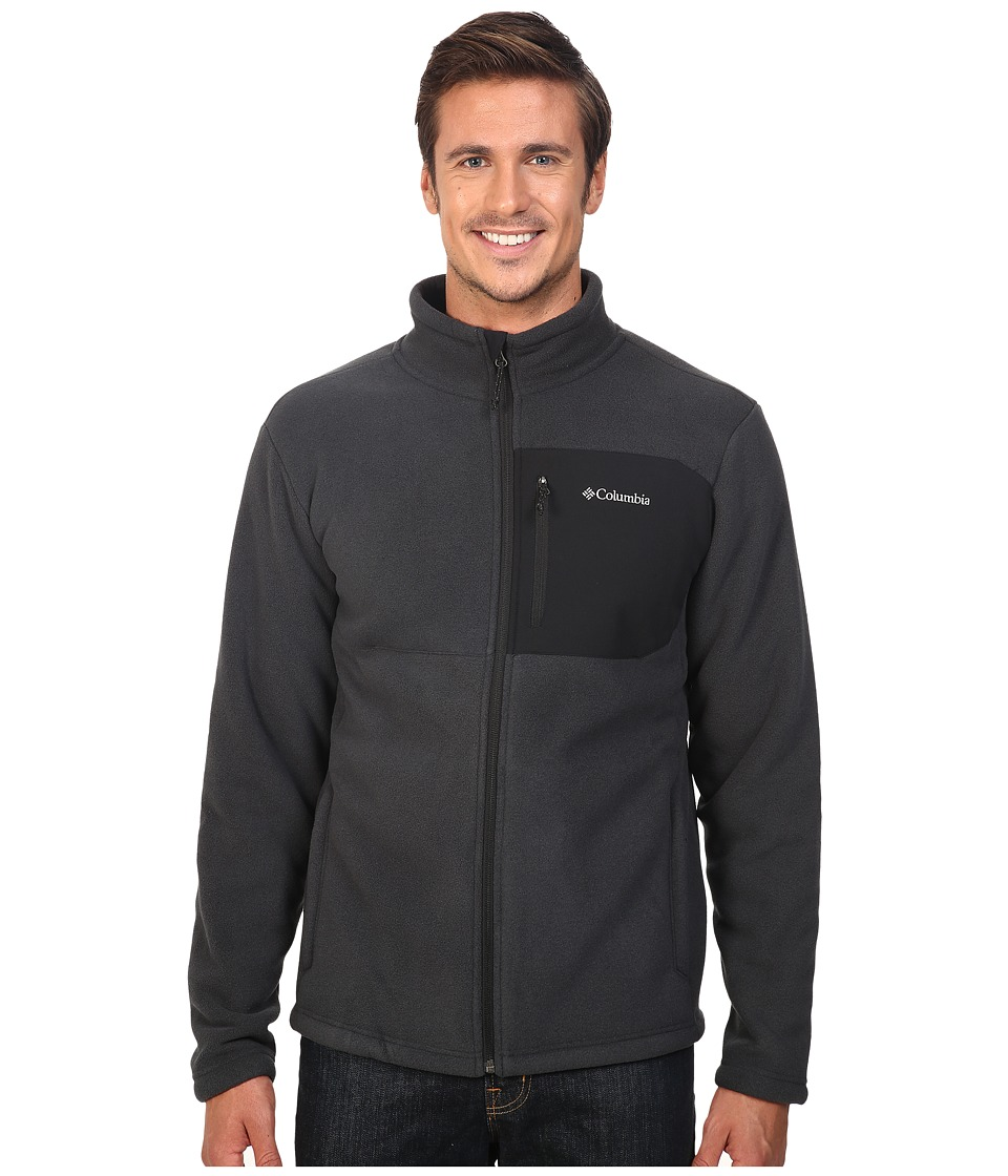 Columbia - Teton Peak Jacket (Black) Men's Coat