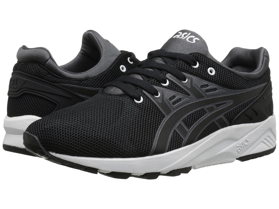ASICS Tiger Gel-Kayano Trainer EVO (Black/Black) Men