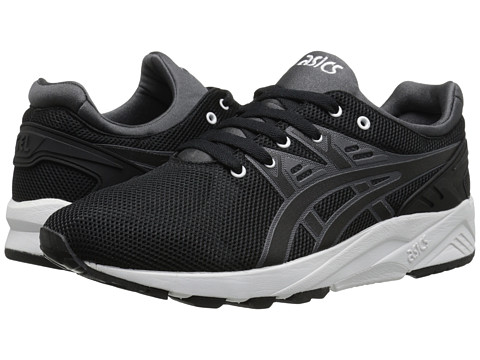 Onitsuka Tiger by Asics - Gel-Kayano Trainer EVO (Black/Black) Men's Shoes