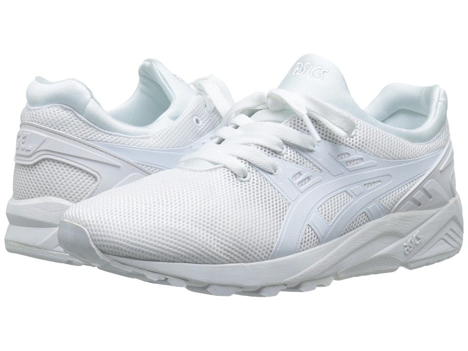 ASICS Tiger - Gel-Kayano Trainer EVO (White/White) Men's Shoes