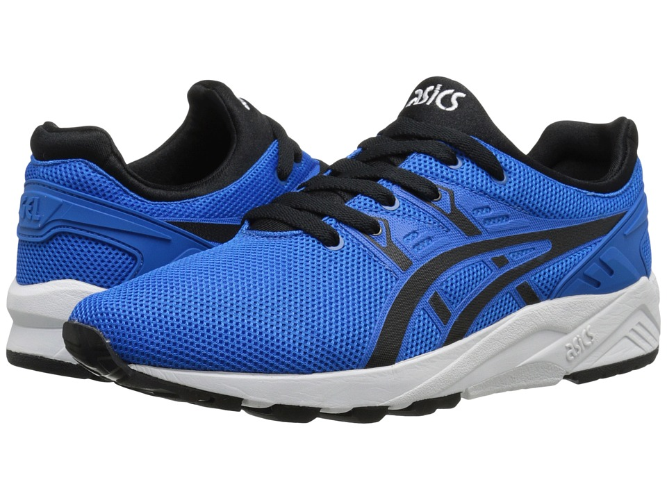 Onitsuka Tiger by Asics - Gel-Kayano Trainer EVO (Blue/Black) Men's Shoes