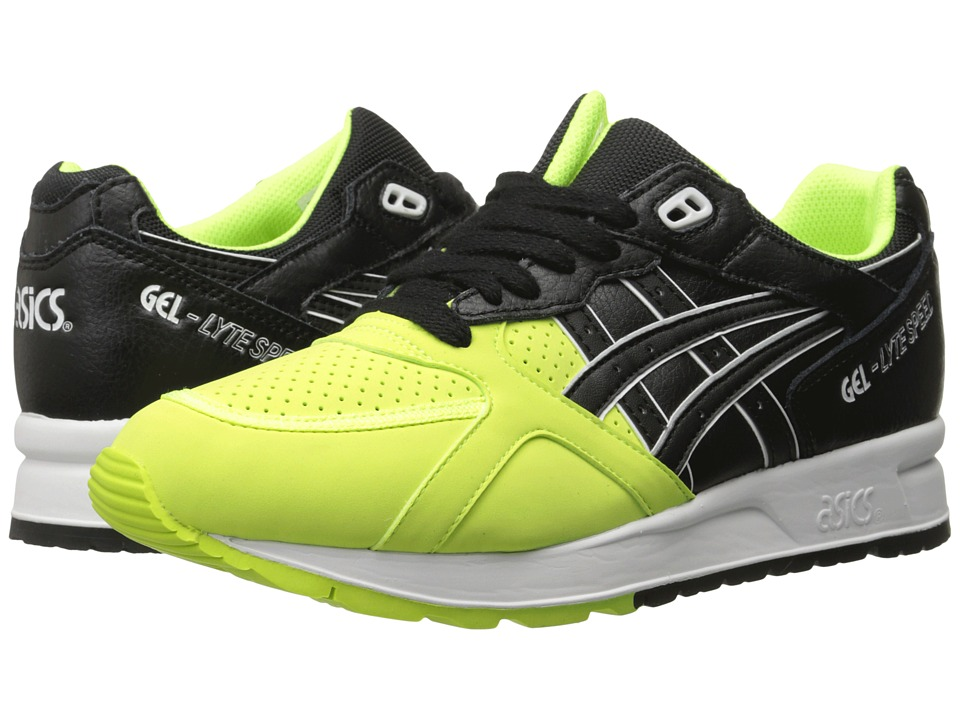 Onitsuka Tiger by Asics - Gel-Lyte Speed (Safety Yellow/Black) Men's Shoes