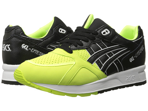 Onitsuka Tiger by Asics - Gel-Lyte Speed (Safety Yellow/Black) Men