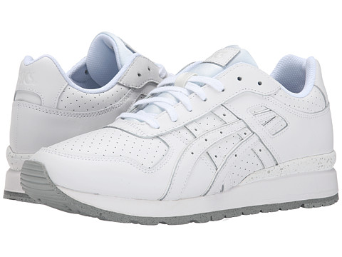 Onitsuka Tiger by Asics - GT-II (White/White) Men's Lace up casual Shoes