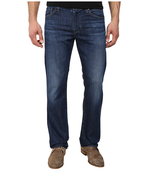 AG Adriano Goldschmied - Prot g Straight Leg Denim in Bight (Bright) Men's Jeans