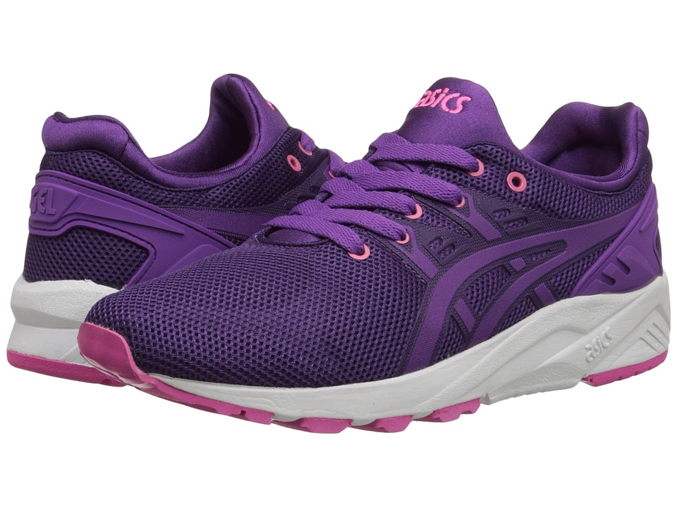 Onitsuka Tiger by Asics Gel-Kayano Trainer EVO Plum-Purple Womens  Shoes