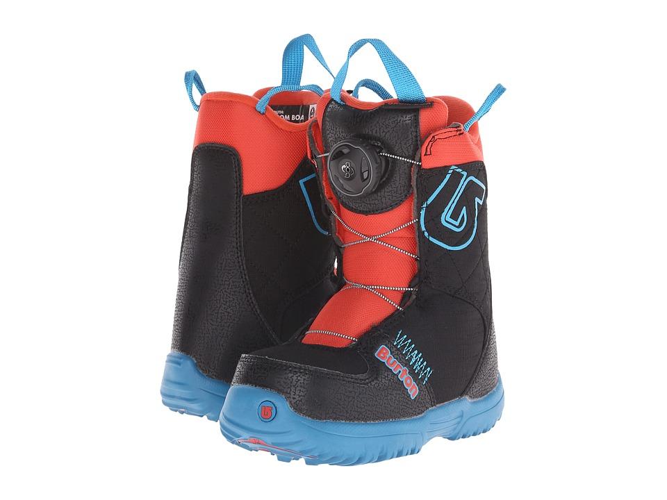 Burton - Grom Boa '16 (Little Kid) (Webslinger Blue) Cold Weather Boots