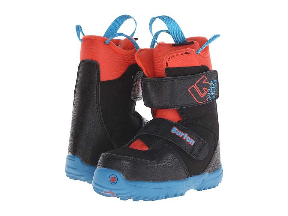 Burton - Mini - Grom '16 (Little Kid) (Webslinger Blue) Cold Weather Boots