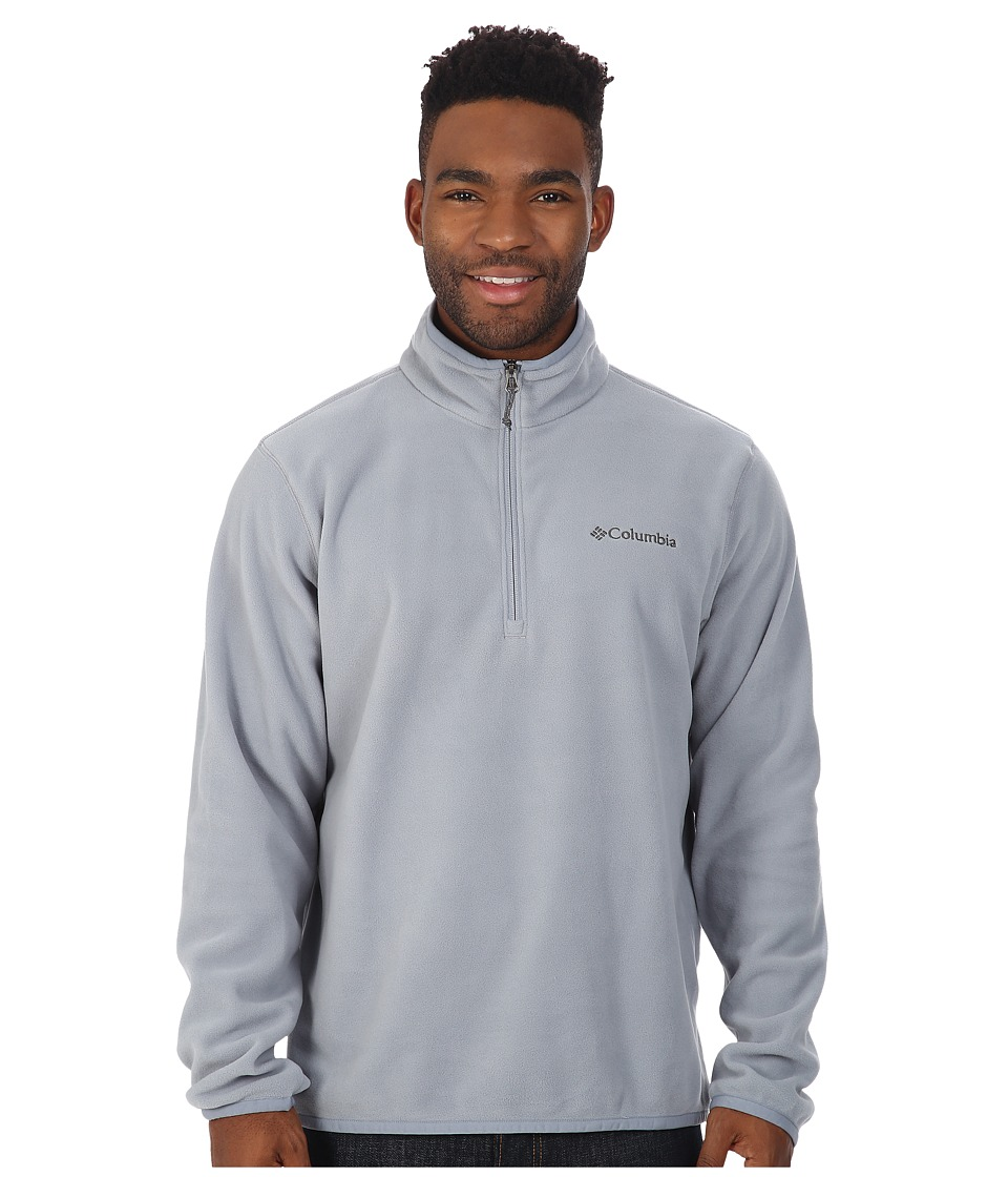 Columbia - Ridge Repeat Half Zip Fleece (Tradewinds Grey) Men's Sweatshirt