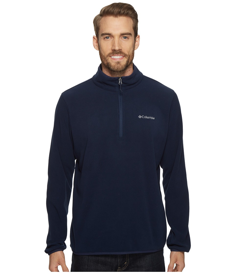 Columbia - Ridge Repeattm Half Zip Fleece (Collegiate Navy) Men's Sweatshirt