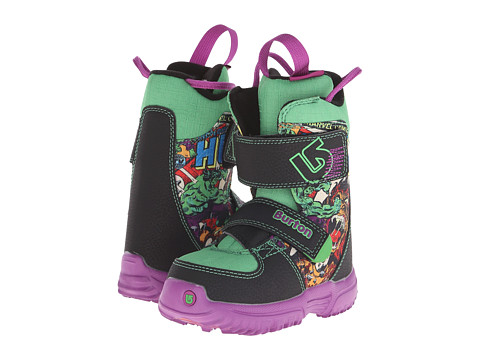 Burton - Marvel Mini - Grom '16 (Toddler/Little Kid) (Hulk Smash!) Cold Weather Boots