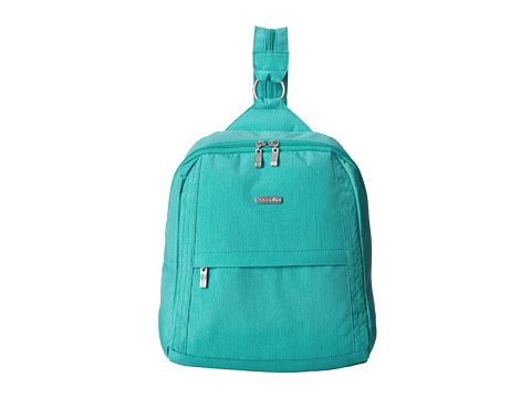 Baggallini - Excursion Sling (Aquamarine) Sling Handbags
